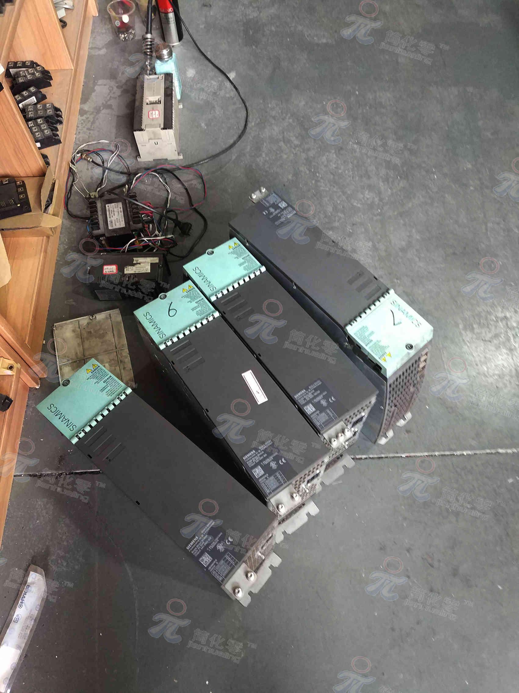 西門子數控系統模塊維修6SL3120-1TE21-0AA3