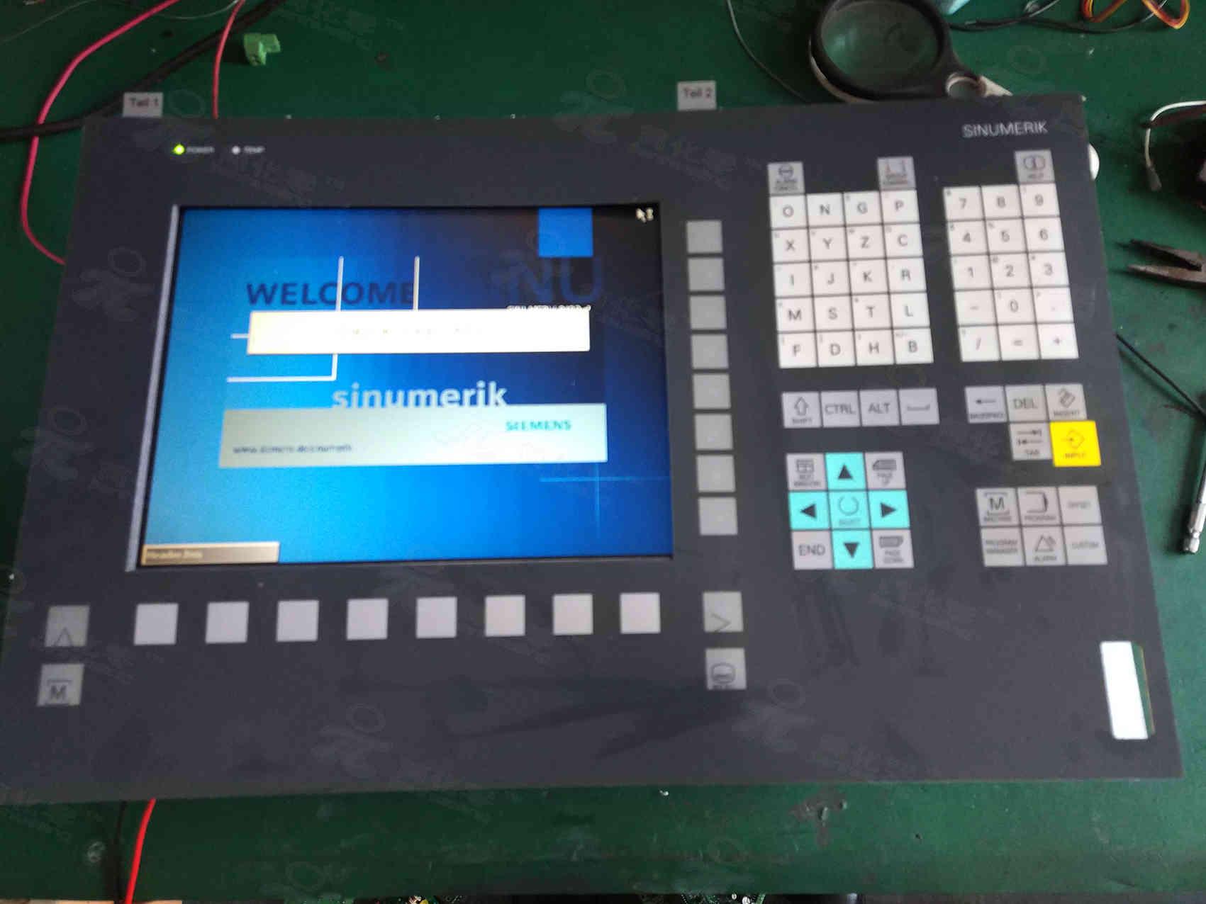 西門子802C數控系統維修