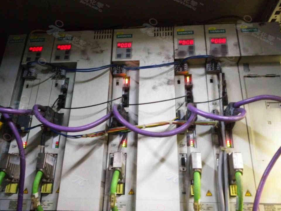 西門子6SE70伺服驅動器維修